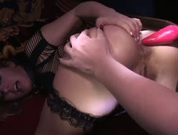 Two naughty chicks adore anal sex and they want to enjoyment every other. They have many sex toys and they use 'em to fuck ass holes and take every other to the top!